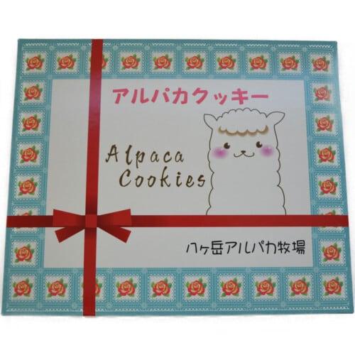 アルパカクッキー