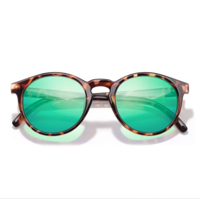 【SUNSKI】 Dipsea - Tortoise / Emerald