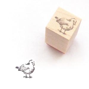 飾れるミニスタンプ 鳥さん