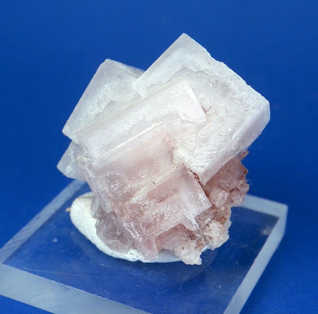 ピンクハーライト カリフォルニア産 8,2g 岩塩 PH081 鉱物 天然石 浄化 パワーストーン