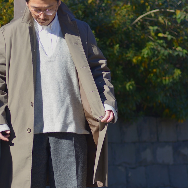 """【MADE IN FRANCE】BLIZZAND シングルコート """"IMPERMABLE COURT"""""""