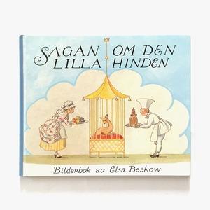 エルサ・ベスコフ「Sagan om den lilla hinden(ロサリンドとこじか)」《1997-01》