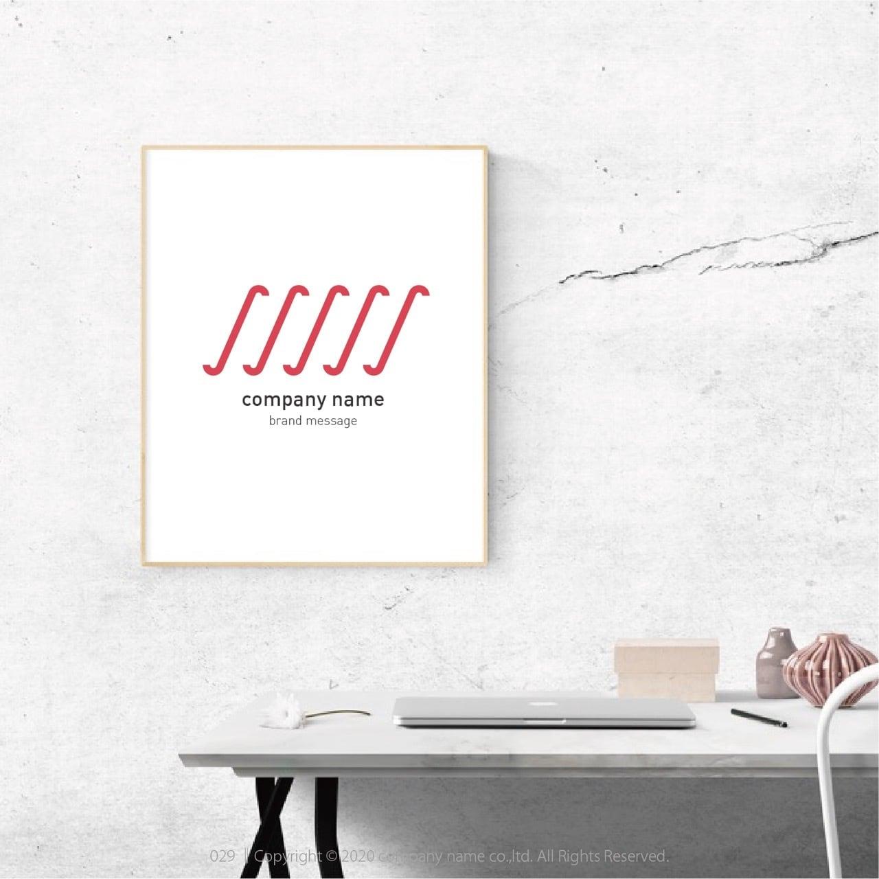 Brand Logo Mark :029