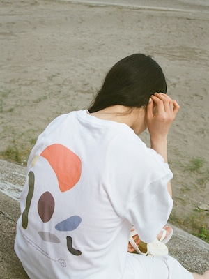 Like a flower t-shirt