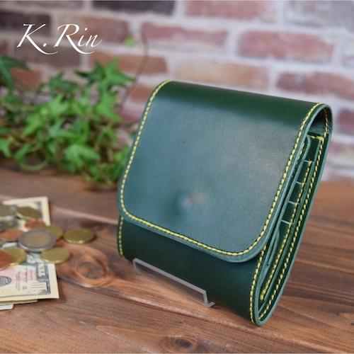 【受注制作】3つ折り財布 (KA082b2)