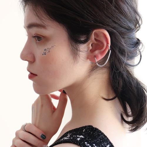 EAR CUFF || 【通常商品】 HANDCUFFS EAR CUFF (SILVER) || 1 EAR CUFF || SILVER || FBB068