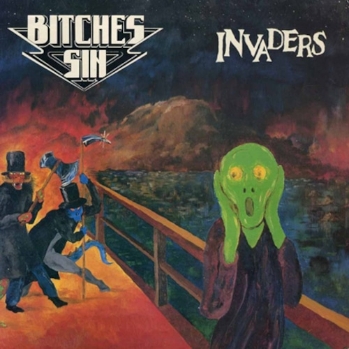 """BITCHES SIN """"The Ultimate Invaders"""" (輸入盤)"""
