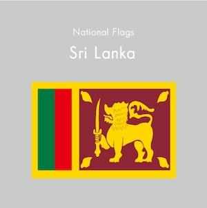 国旗ステッカー スリランカ