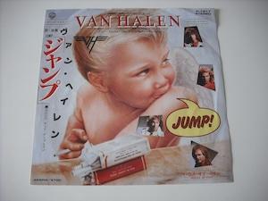 """【7""""】VAN HALEN / JUMP"""