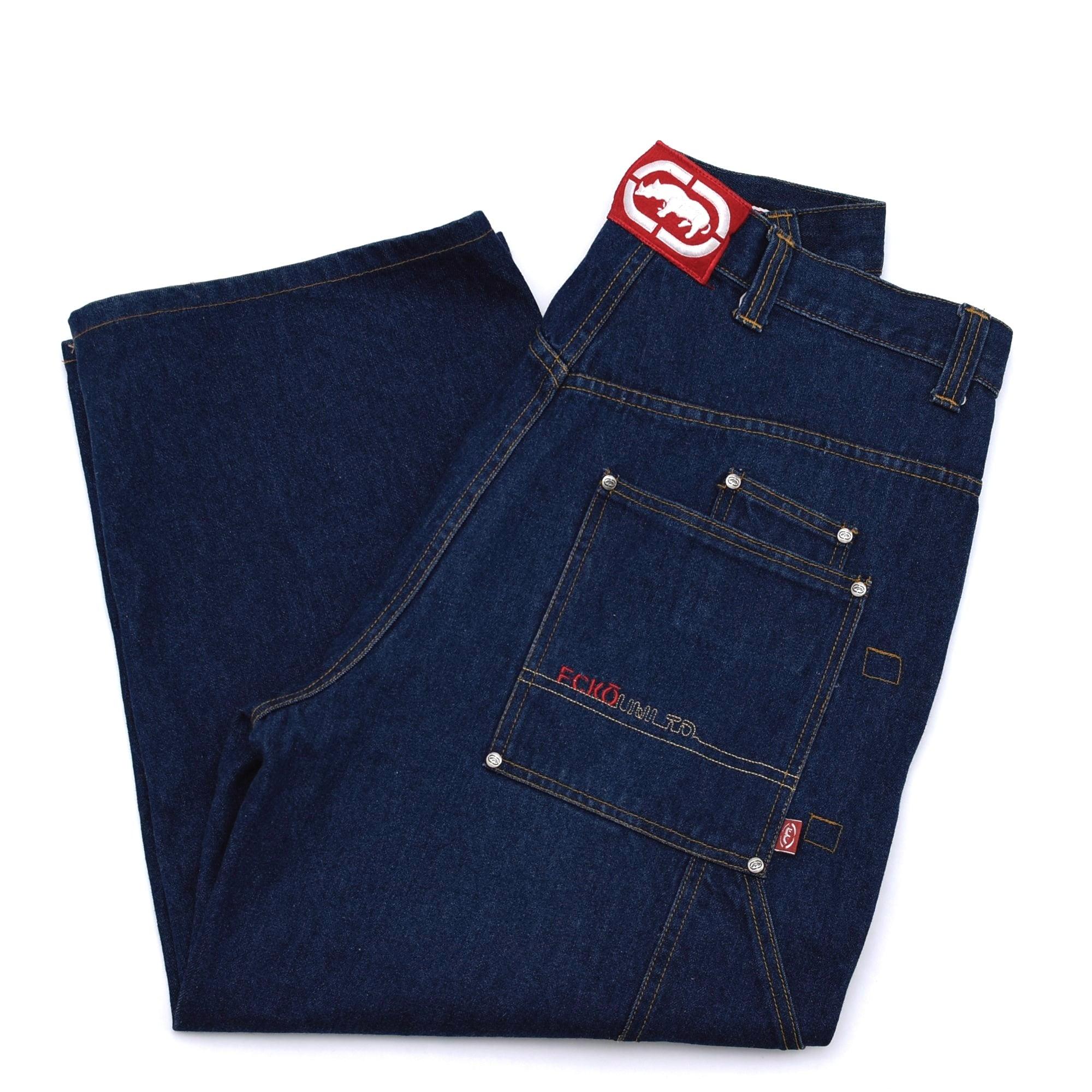 90〜00s ECKO UNLTD.co. denim baggy pants