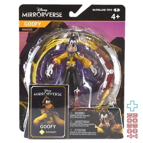 マクファーレントイズ ディズニー ミラーバース Wave1 グーフィー 5インチ アクションフィギュア