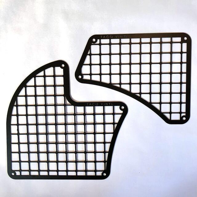 "【 TacoVinyl 】Rav4 Molle Panels セット ""DRIVER / PASSENGER REAR"""