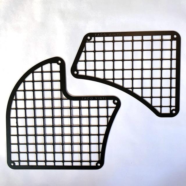 """【 TacoVinyl 】Rav4 Molle Panels セット """"DRIVER / PASSENGER FRONT DOOR"""""""