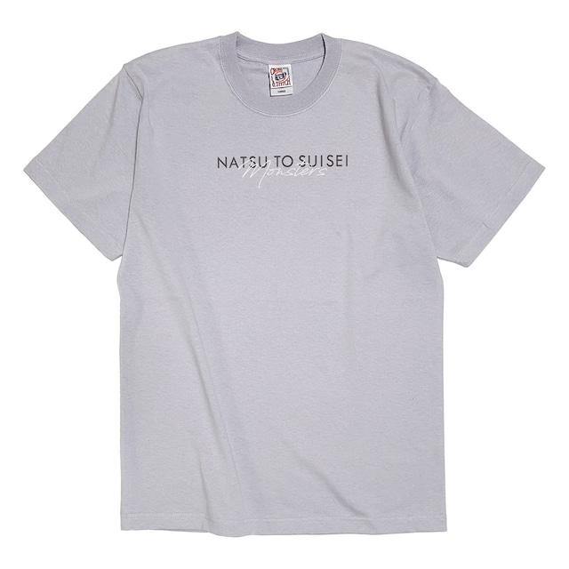 MONSTERS T-shirt -gray-<10月末までにお届け>
