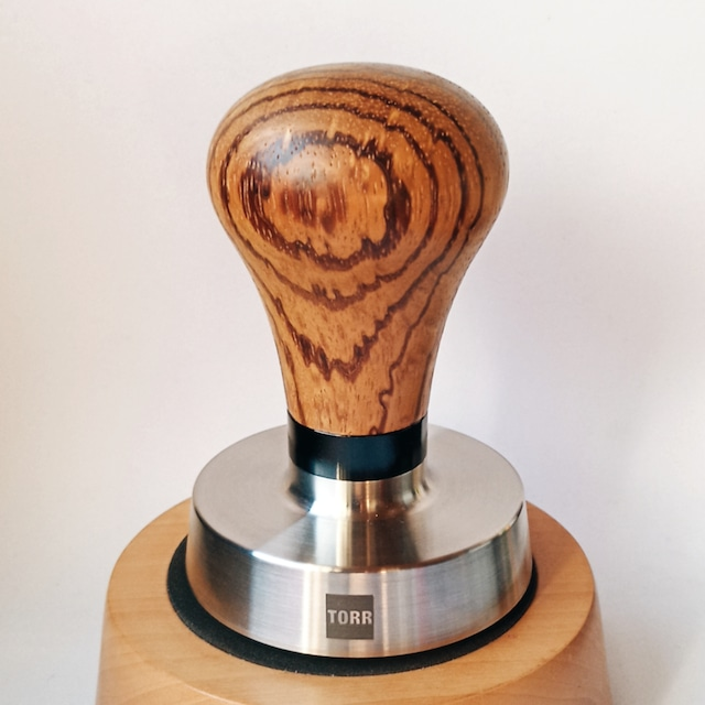 TORRタンパー●TCSE 58.55mm コンベックス シャープエッジ Espressoタンパー