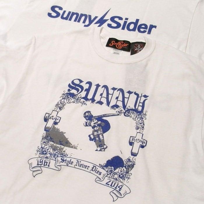 SUNNY C SIDER(サニーシーサイダー) / 18SCS-JAY-SS-TEE04(コラボTシャツ)