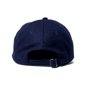 HELLO WOOL BB CAP #NAVY
