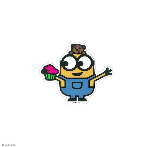 ステッカー/ミニオン(ボブ スイーツ)【MINIONS POP UP STORE 限定】