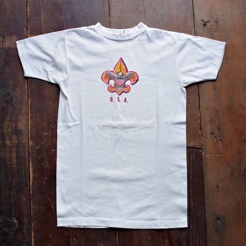1960-70s Vintage BSA Print T-Shirt  #2