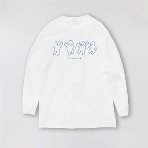 Play with doggie Long t-shirt