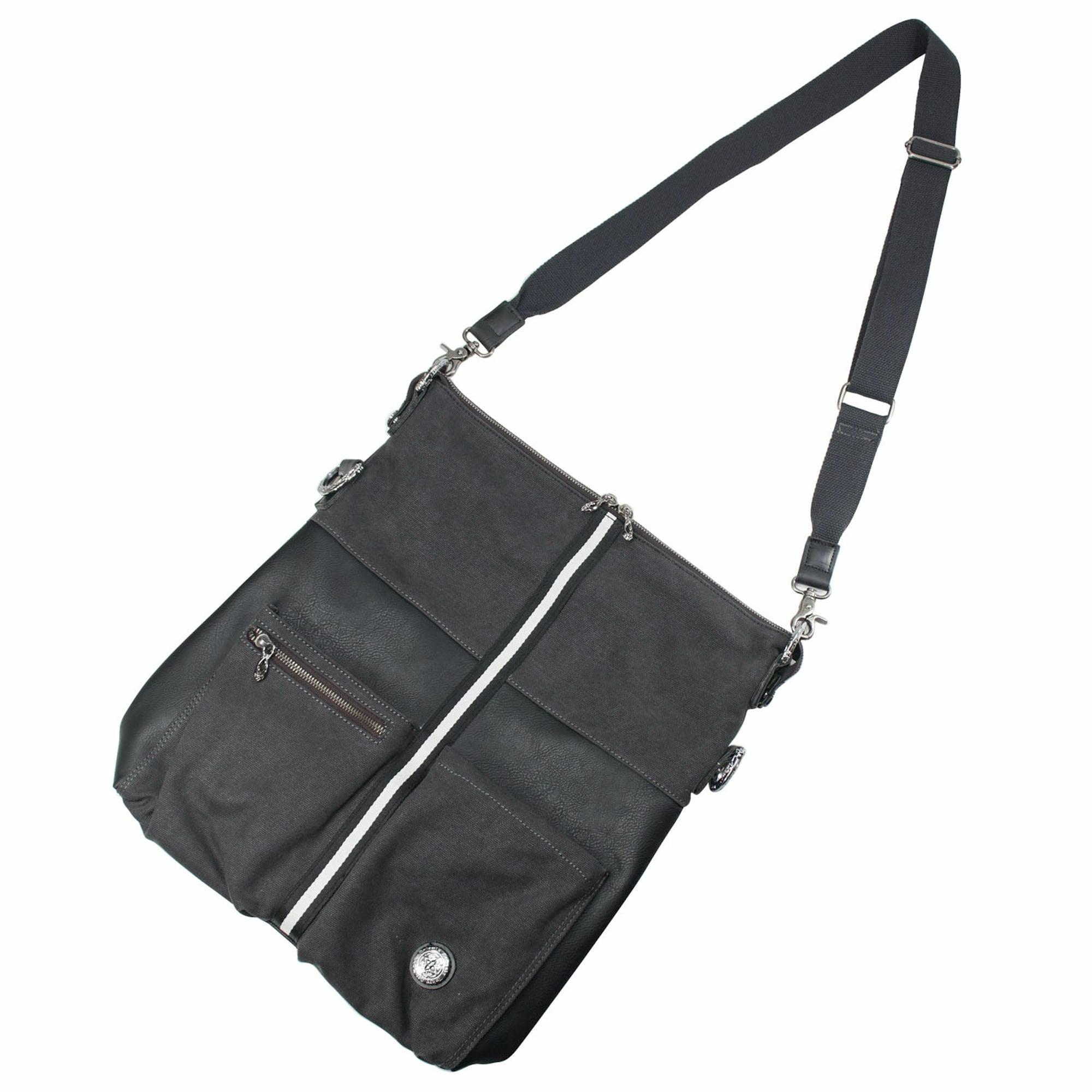 キャンバス2WAYショルダーバッグ ACBG0019 Canvas 2WAY shoulder bag