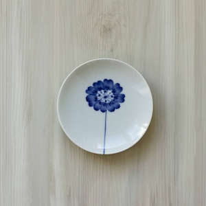 波佐見焼 WAZAN 和山窯 flowers 小皿 一輪花 385735
