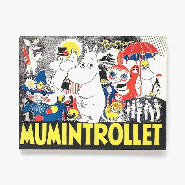 トーヴェ・ヤンソン「Mumintrollet - Nr.1(ムーミントロール 第1巻)」《1994-01》
