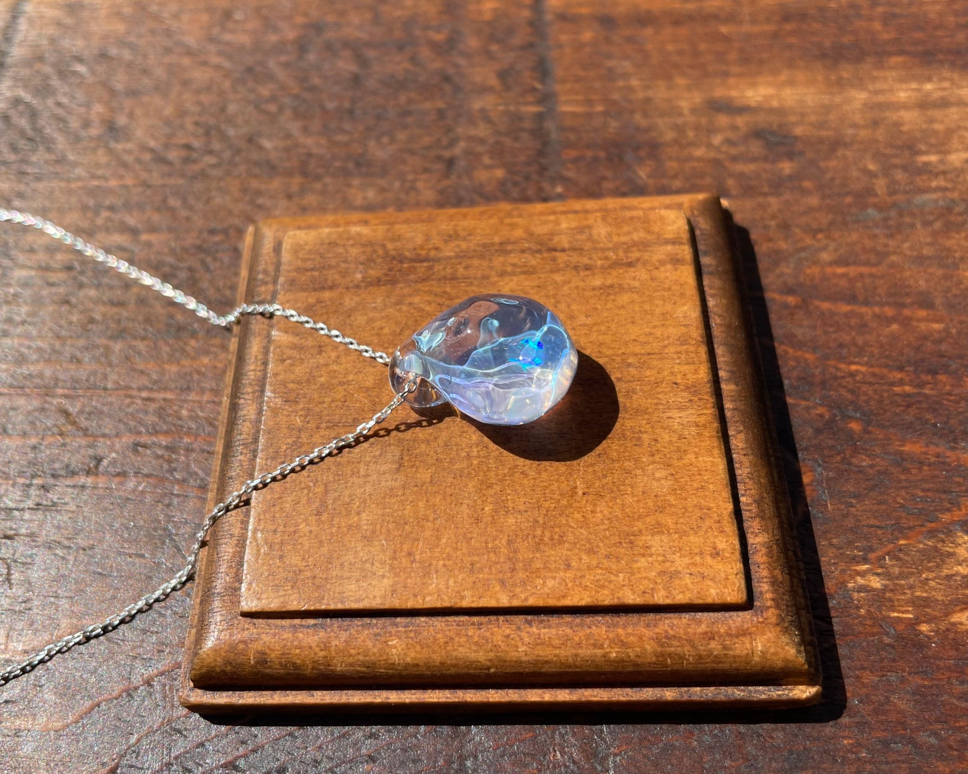 【ウミノカケラ Crystal Blue S size】