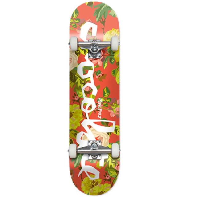 CHOCOLATE HOLIDAY COMPLETE DECK STEVIE PEREZ 8.1インチ