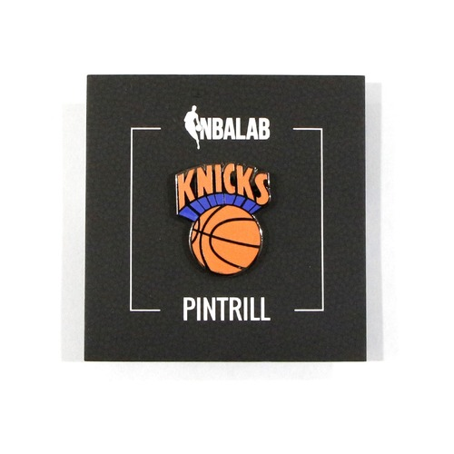 【PINTRILL】NewYork Knicks Pin