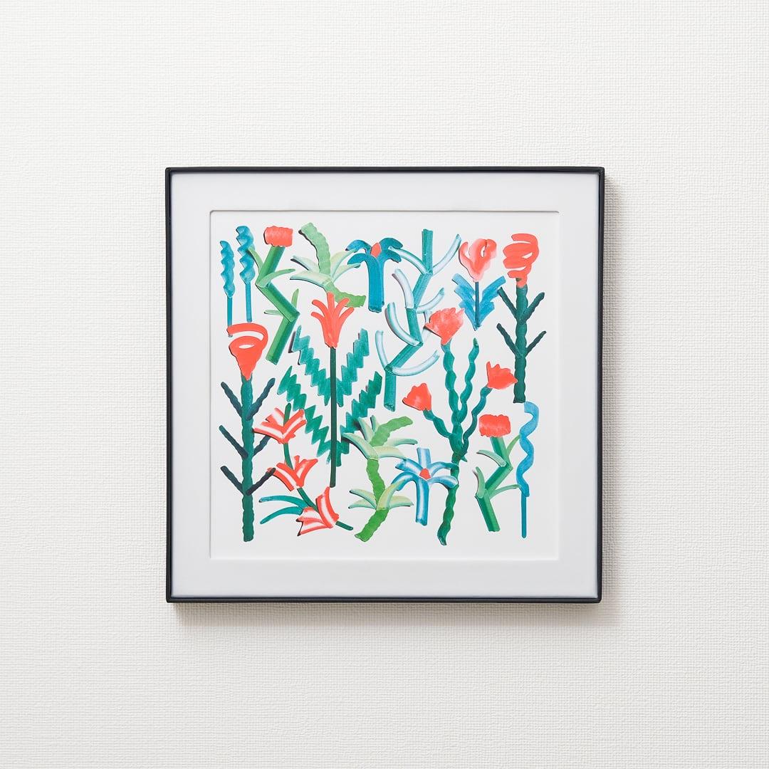 『Strange flowers』by 落合晴香