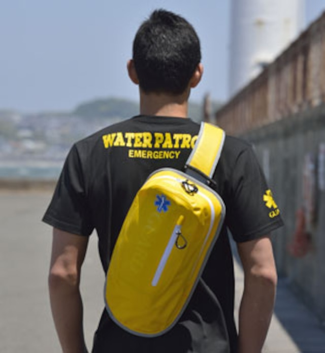 GUARD ガード ワンショルダーバッグ 雨の日も安心軽量 防水バッグ gud-8005 アウトドア レスキュー ライフセービング