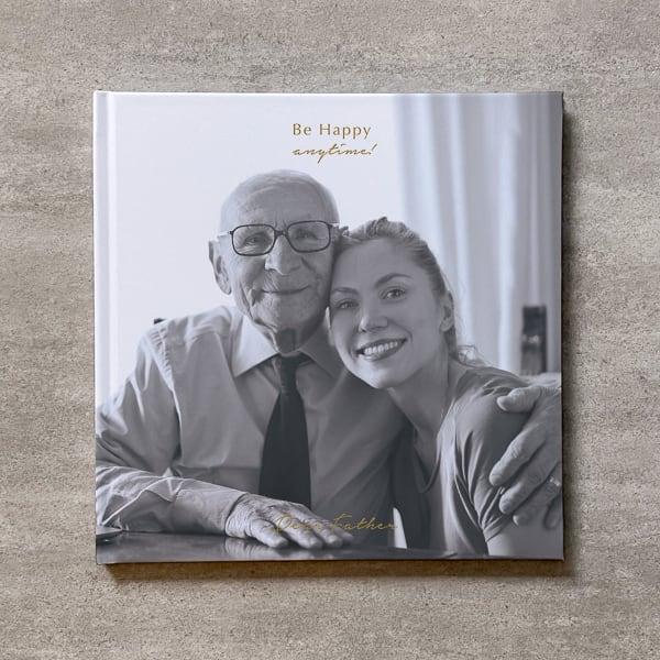 Be Happy(monochrome)-FAMILY_250SQ_20ページ/30カット_アートアルバム