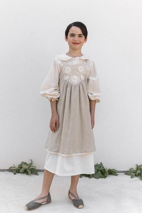 Belle chiara Dress (16y、18y)