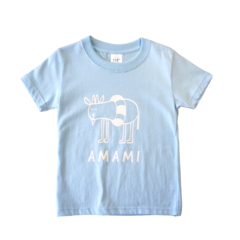 FrascoオリジナルキッズTシャツ|ライトブルー