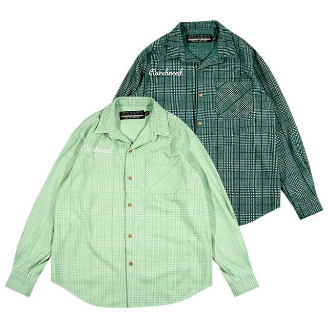 【GRAF】チェックシャツ