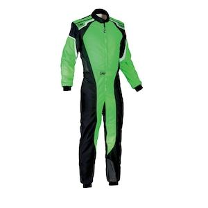 KK01727C274 KS-3 Suit  for children (Fluo Green / Black) 2019 MODEL