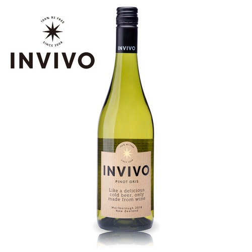 Invivo Marlborough Pinot Gris 2019 / インヴィーヴォ マールボロ ピノグリ