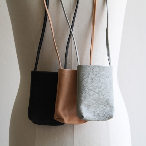 STILL BY HAND【 mens 】neck pouch