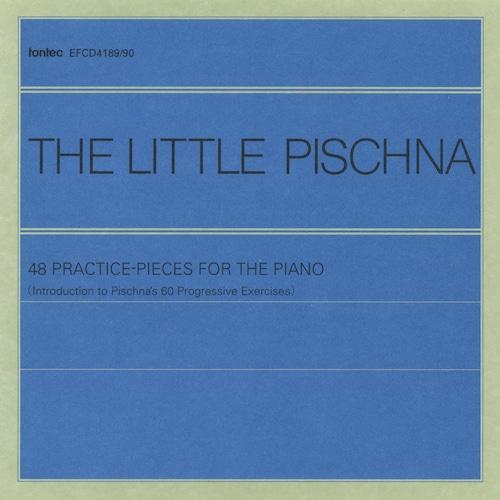 ピアノ教則本シリーズ リトル ピシュナ 48の基礎練習曲集(60の練習曲への導入)