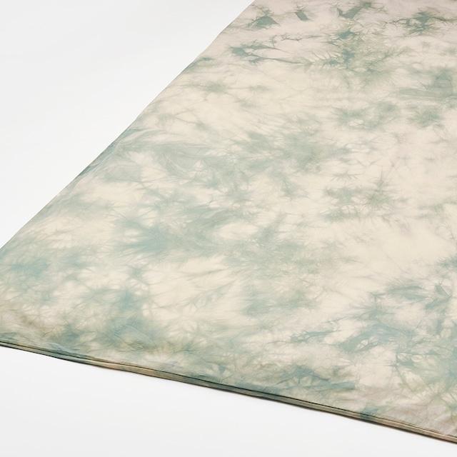 肌触りの良い掛け布団カバー(グリーン)シングルサイズ