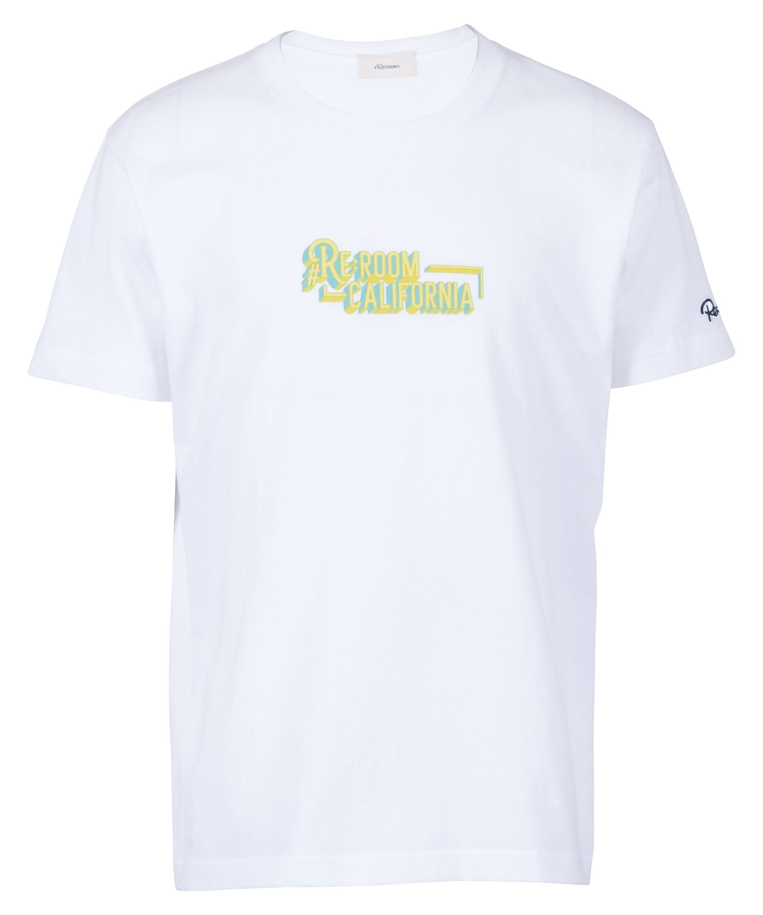 VINTAGE GRAPHIC LOGO T-shirt[REC476]