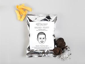 黒トリュフソルト: BLACK TRUFFLE SALT