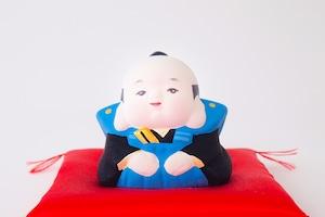 三福三福助 芳巳作|暮らしに福を招く縁起物|博多人形いとう