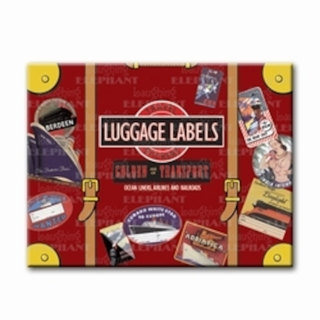 Luggage Labels (AMERICAN BYWAYS)