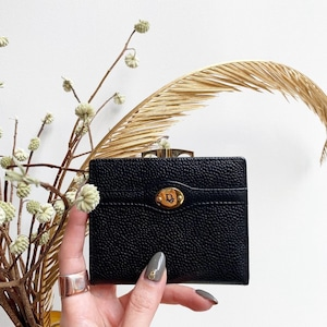 Dior コンパクトウォレット