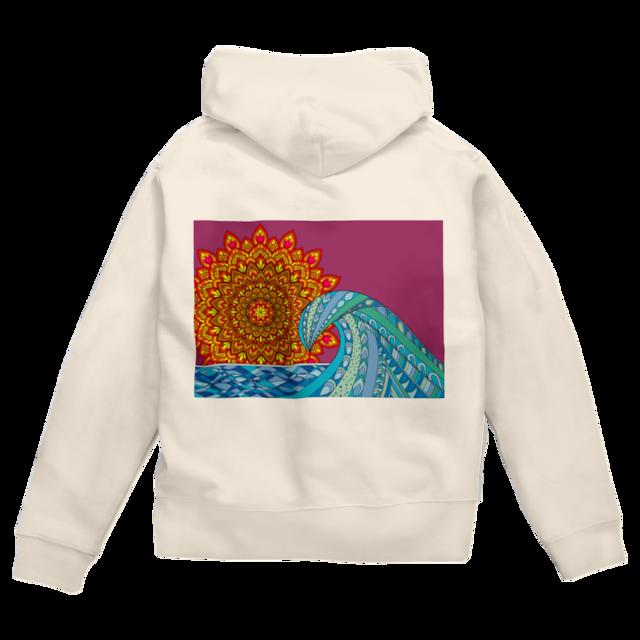 Mandala Sun & Sea ナチュラル