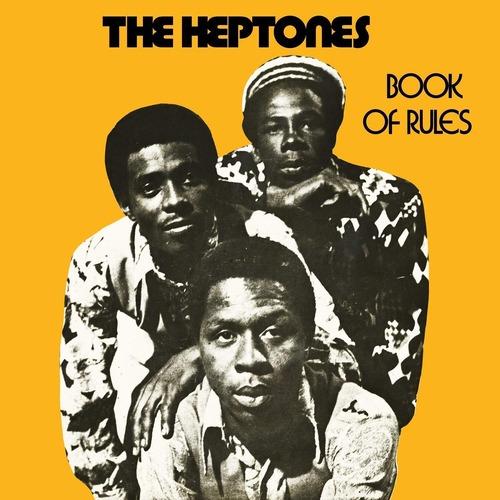 【ラスト1/LP】Heptones - Book Of Rules -LP-