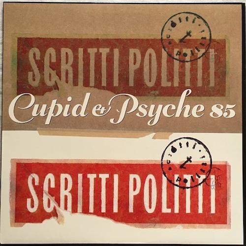【LP・米盤】Scritti Politti / Cupid & Psyche 85