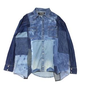 REMAKE  SHIRTS リメイクチェックシャツ【Shirts09】